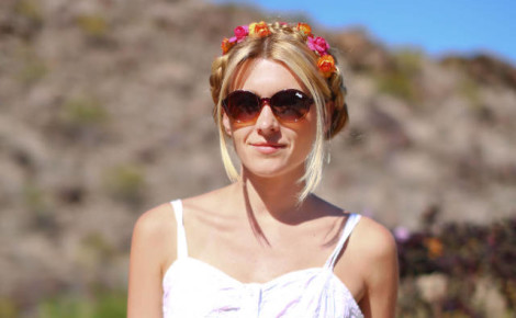 Bohème Chic Festival Fashion – Coachella 2014
