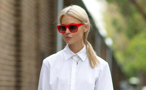 4 Ways to Style The Boxy Tailored Shirt