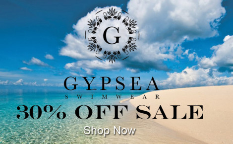 SALE ALERT – GYPSEA SWIMWEAR